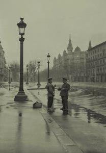 La conversacion (1923 - 1929)